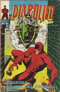 Cover Thumbnail for Diabolico (Novedades, 1981 series) #64