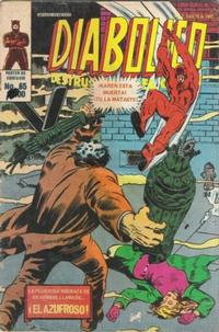 Cover Thumbnail for Diabolico (Novedades, 1981 series) #65