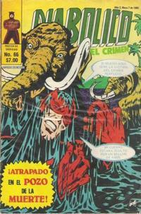 Cover Thumbnail for Diabolico (Novedades, 1981 series) #66