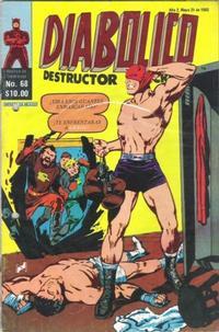 Cover Thumbnail for Diabolico (Novedades, 1981 series) #68
