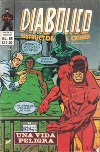 Cover Thumbnail for Diabolico (Novedades, 1981 series) #69