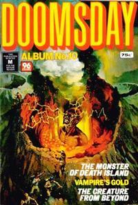 Cover Thumbnail for Doomsday Album (K. G. Murray, 1977 series) #10