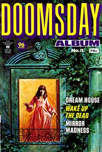 Cover Thumbnail for Doomsday Album (K. G. Murray, 1977 series) #11