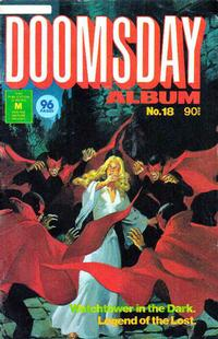 Cover Thumbnail for Doomsday Album (K. G. Murray, 1977 series) #18