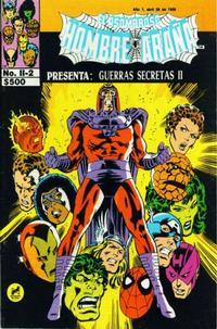Cover Thumbnail for El Asombroso Hombre Araña Presenta (Novedades, 1988 series) #2