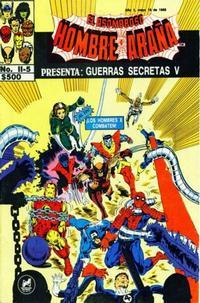 Cover Thumbnail for El Asombroso Hombre Araña Presenta (Novedades, 1988 series) #5