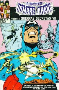 Cover Thumbnail for El Asombroso Hombre Araña Presenta (Novedades, 1988 series) #7