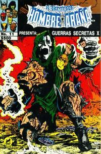 Cover Thumbnail for El Asombroso Hombre Araña Presenta (Novedades, 1988 series) #11