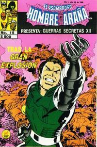Cover Thumbnail for El Asombroso Hombre Araña Presenta (Novedades, 1988 series) #15