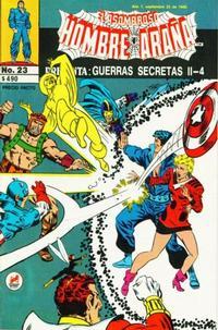 Cover Thumbnail for El Asombroso Hombre Araña Presenta (Novedades, 1988 series) #23