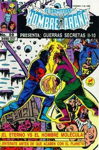 Cover Thumbnail for El Asombroso Hombre Araña Presenta (Novedades, 1988 series) #29