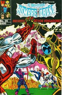 Cover Thumbnail for El Asombroso Hombre Araña Presenta (Novedades, 1988 series) #36