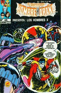 Cover Thumbnail for El Asombroso Hombre Araña Presenta (Novedades, 1988 series) #45