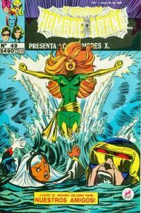 Cover Thumbnail for El Asombroso Hombre Araña Presenta (Novedades, 1988 series) #49