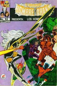 Cover Thumbnail for El Asombroso Hombre Araña Presenta (Novedades, 1988 series) #53