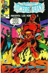Cover Thumbnail for El Asombroso Hombre Araña Presenta (Novedades, 1988 series) #79