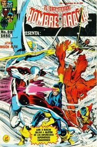Cover Thumbnail for El Asombroso Hombre Araña Presenta (Novedades, 1988 series) #89