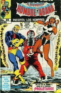 Cover Thumbnail for El Asombroso Hombre Araña Presenta (Novedades, 1988 series) #95
