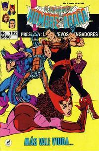 Cover Thumbnail for El Asombroso Hombre Araña Presenta (Novedades, 1988 series) #102