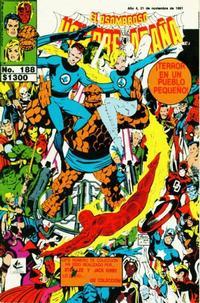 Cover Thumbnail for El Asombroso Hombre Araña Presenta (Novedades, 1988 series) #188