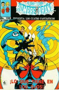 Cover Thumbnail for El Asombroso Hombre Araña Presenta (Novedades, 1988 series) #192