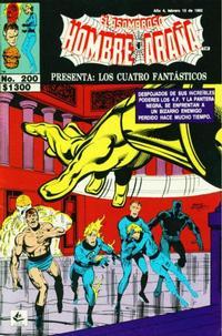 Cover Thumbnail for El Asombroso Hombre Araña Presenta (Novedades, 1988 series) #200