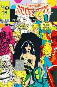 Cover Thumbnail for El Asombroso Hombre Araña Presenta (Novedades, 1988 series) #211