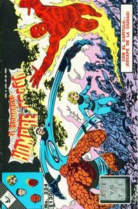 Cover Thumbnail for El Asombroso Hombre Araña Presenta (Novedades, 1988 series) #224
