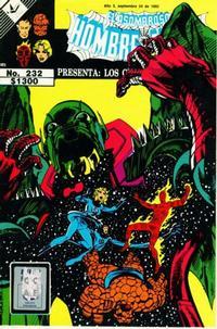 Cover Thumbnail for El Asombroso Hombre Araña Presenta (Novedades, 1988 series) #232