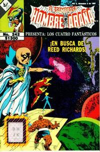 Cover Thumbnail for El Asombroso Hombre Araña Presenta (Novedades, 1988 series) #242