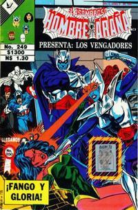 Cover Thumbnail for El Asombroso Hombre Araña Presenta (Novedades, 1988 series) #249