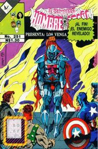 Cover Thumbnail for El Asombroso Hombre Araña Presenta (Novedades, 1988 series) #251