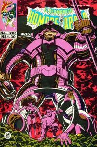 Cover Thumbnail for El Asombroso Hombre Araña Presenta (Novedades, 1988 series) #260