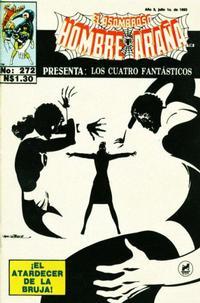Cover Thumbnail for El Asombroso Hombre Araña Presenta (Novedades, 1988 series) #272