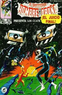 Cover Thumbnail for El Asombroso Hombre Araña Presenta (Novedades, 1988 series) #278