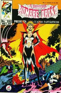 Cover Thumbnail for El Asombroso Hombre Araña Presenta (Novedades, 1988 series) #282