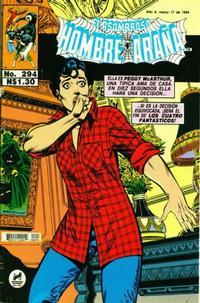 Cover Thumbnail for El Asombroso Hombre Araña Presenta (Novedades, 1988 series) #294