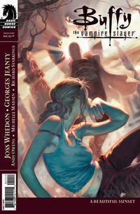 Cover Thumbnail for Buffy the Vampire Slayer Season Eight (Dark Horse, 2007 series) #11