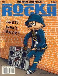 Cover Thumbnail for Rocky [Humoralbum] (Bladkompaniet / Schibsted, 2002 series) #[nn]