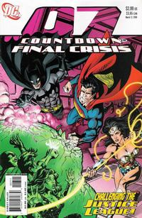 Cover Thumbnail for Countdown (DC, 2007 series) #7