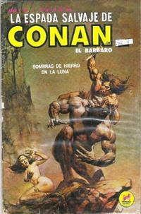 Cover Thumbnail for La Espada Salvaje de Conan el Bárbaro (Novedades, 1988 series) #1