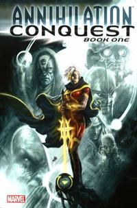 Cover Thumbnail for Annihilation: Conquest (Marvel, 2008 series) #1