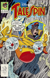 Cover Thumbnail for TaleSpin (Disney, 1991 series) #5