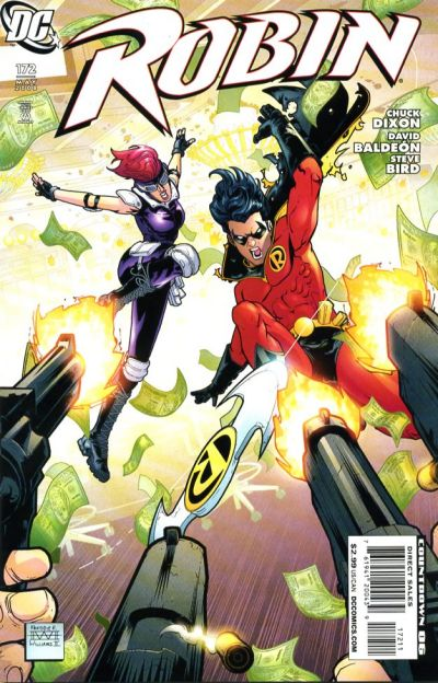 Cover for Robin (DC, 1993 series) #172