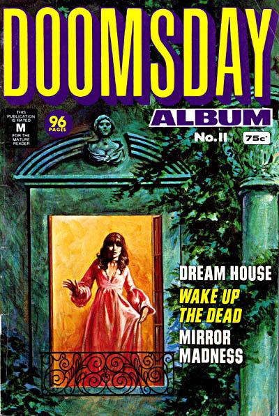 Cover for Doomsday Album (K. G. Murray, 1977 series) #11