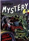 Cover for Mister Mystery (Stanley Morse, 1951 series) #1