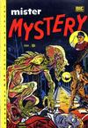 Cover for Mister Mystery (Stanley Morse, 1951 series) #2