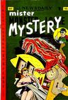 Cover for Mister Mystery (Stanley Morse, 1951 series) #5