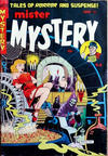 Cover for Mister Mystery (Stanley Morse, 1951 series) #6