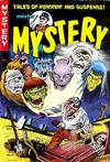Cover for Mister Mystery (Stanley Morse, 1951 series) #10